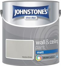 Johnstones Venice Grey Coloured Emulsion